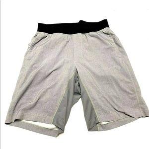 "Lululemon Men's T.H.E. 9"" Shorts Luxtreme Liner"